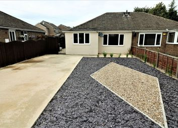 Thumbnail 3 bed semi-detached bungalow for sale in Bar Lane, Staincross, Barnsley, South Yorkshire