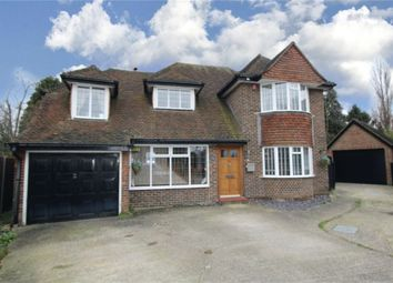 4 bed detached house for sale in Ashview Close, Ashford, Surrey TW15