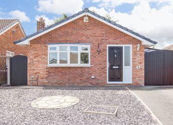 Thumbnail 3 bedroom detached bungalow for sale in Cadogan Drive, Winstanley, Wigan