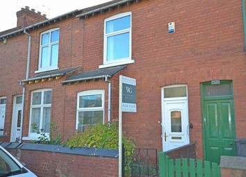 Thumbnail 2 bed terraced house for sale in Balmoral Terrace, York