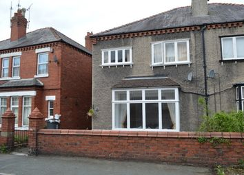 Thumbnail 2 bed property to rent in Gerald Street, Wrexham
