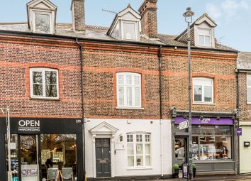 Thumbnail 4 bed terraced house for sale in Sevens Close, High Street, Berkhamsted