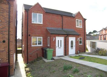 Thumbnail 2 bedroom semi-detached house for sale in Haworth Close, Stretton, Alfreton