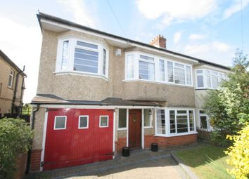 Thumbnail 4 bed semi-detached house to rent in Thistlebarrow Road, Salisbury