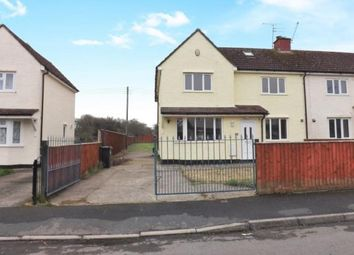 Thumbnail 4 bed semi-detached house for sale in Gaunts Road, Chipping Sodbury, Bristol, Gloucestershire