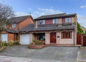 Thumbnail 3 bed detached house for sale in Castle Street, Astwood Bank, Redditch