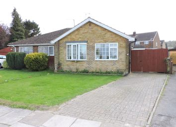 Thumbnail 3 bedroom semi-detached bungalow for sale in Ripley Road, Luton
