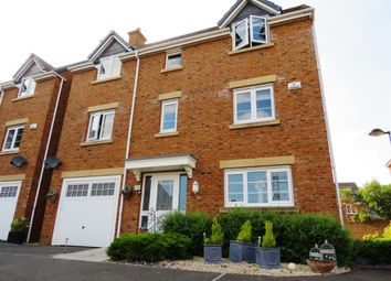 Thumbnail 4 bed detached house for sale in Monument Close, Portskewett, Caldicot