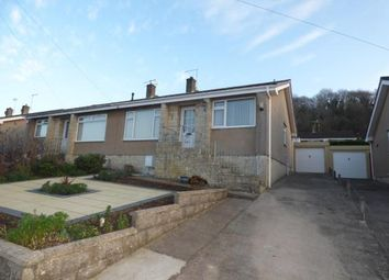 Thumbnail 2 bed semi-detached house for sale in Haywood Close, Weston-Super-Mare