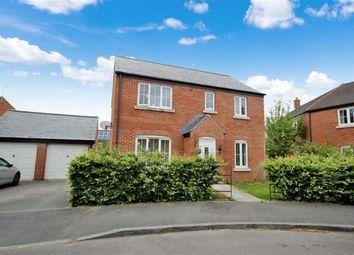 Thumbnail 4 bedroom detached house for sale in Cassini Drive, Oakhurst, Swindon