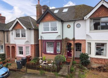 Thumbnail 4 bed semi-detached house for sale in Highfields, Forest Row