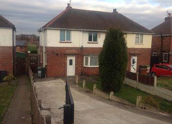 Thumbnail 2 bed semi-detached house to rent in Great Bridge Road, Bilston WV148La