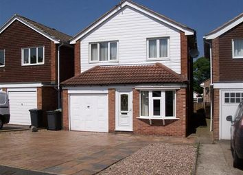Thumbnail 4 bedroom detached house to rent in Hillside Drive, Walton, Chesterfield