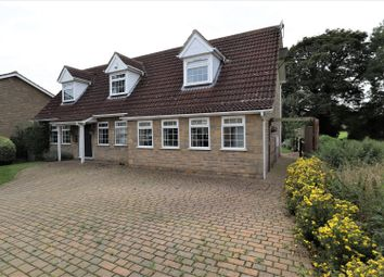 Thumbnail 4 bed detached house for sale in Lime Tree Paddock, Scothern, Lincoln