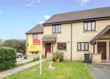 Thumbnail 2 bed end terrace house to rent in Deer Park, Witney