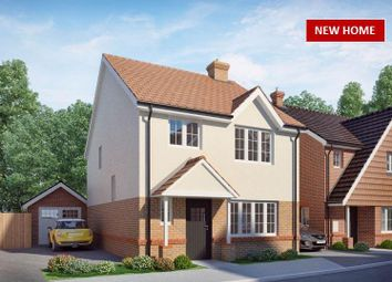 Thumbnail 4 bed detached house for sale in Horam, Heathfield