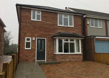 Thumbnail 3 bed detached house to rent in Fen Street, Stilton, Peterborough