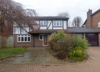 Thumbnail 4 bed detached house to rent in Glenwood, Broxbourne
