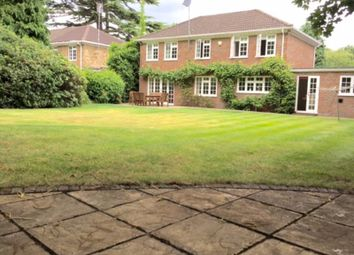 Thumbnail 4 bedroom detached house to rent in Redcourt, Pyrford, Woking, Surrey