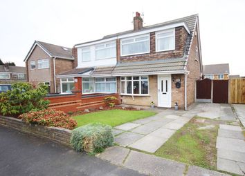 Thumbnail 3 bed semi-detached house for sale in Lichfield Grove, Ashton-In-Makerfield, Wigan