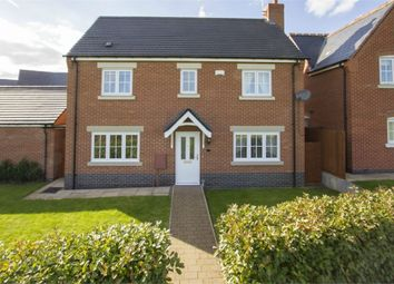 Thumbnail 4 bed detached house for sale in Palmer Square, Birstall, Leicester