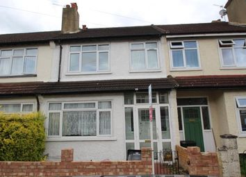 Thumbnail 3 bed terraced house for sale in Geneva Road, Thornton Heath, Surrey