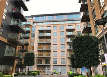 Thumbnail 1 bed flat for sale in Chancellors Road, London