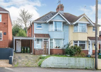 Thumbnail 2 bed semi-detached house for sale in Winchester Road, Shirley, Southampton