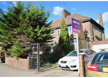 Thumbnail 4 bed semi-detached house for sale in Western Avenue, Acton