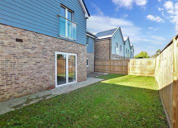 Thumbnail 3 bedroom flat for sale in Phoenix Mews, Walderslade, Chatham, Kent