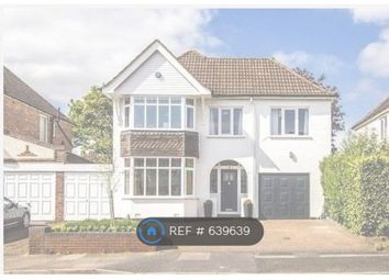 Thumbnail 4 bed detached house to rent in Sunnybank Road, Birmingham