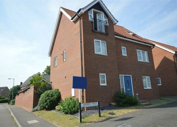 Thumbnail 6 bed detached house for sale in Jasmine Walk, Cringleford, Norwich