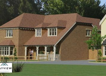 Thumbnail 4 bed detached house for sale in Smugglers View, Gorse Bank Close, Highcliffe, Christchurch, Dorset