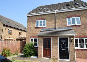 Thumbnail 3 bed semi-detached house for sale in Hadleigh Drive, Barrow-In-Furness, Cumbria