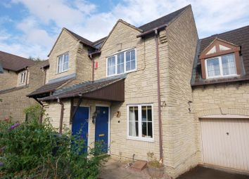 Thumbnail 2 bed end terrace house for sale in Cuckoo Close, Chalford, Stroud