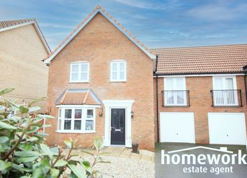 4 bed link-detached house for sale in Normandy Drive, Dereham NR19