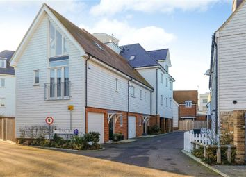 Thumbnail 3 bedroom terraced house for sale in Victoria Mews, Regent Street, Whitstable