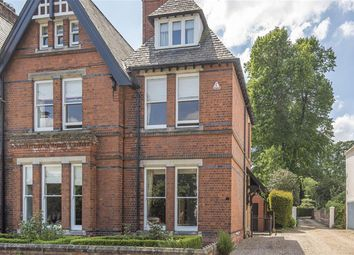 Thumbnail 5 bed end terrace house for sale in New Walk, Beverley, East Yorkshire