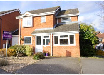 Thumbnail 3 bed link-detached house for sale in Dunbar Road, Frimley