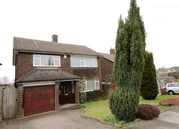 Thumbnail 3 bed detached house for sale in The Brackens, Chelsfield, Orpington