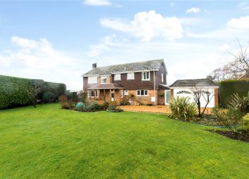 Thumbnail 5 bed detached house for sale in Queensfield, Dummer, Basingstoke, Hampshire