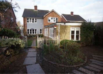 Thumbnail 4 bed detached house for sale in Oakfield Road, Hawley