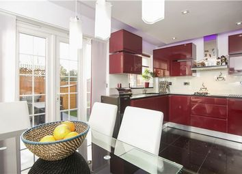 Thumbnail 3 bedroom end terrace house for sale in Ruthin Close, London