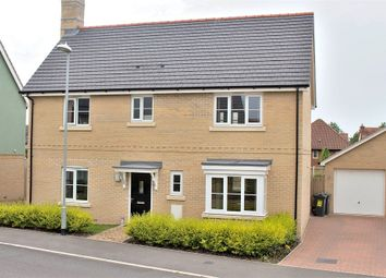 Thumbnail 3 bed detached house for sale in Thaxted, Dunmow, Essex
