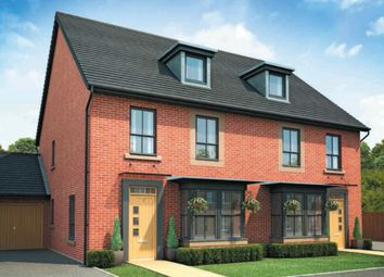 "Thumbnail 6 bedroom semi-detached house for sale in ""Reigate 2"" at Nottingham Business Park, Nottingham"