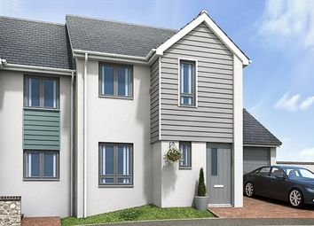 Thumbnail 3 bedroom terraced house for sale in The Kedleston, Plantation Way, Torquay, Devon