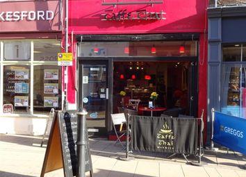 Thumbnail Restaurant/cafe for sale in Warwick, Warwickshire