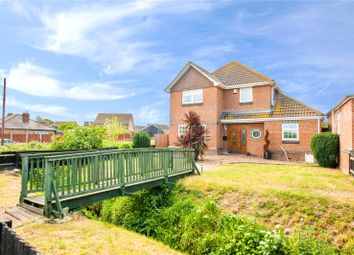 Thumbnail 3 bedroom detached house for sale in Ferry Road, Iwade, Sittingbourne