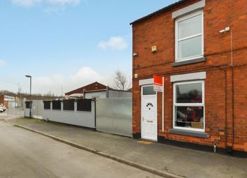 Thumbnail 2 bed end terrace house for sale in Wentworth Street, Ilkeston