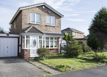 Thumbnail 3 bed detached house for sale in Temple Way, Tividale, Oldbury